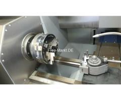 Zyklendrehmaschine SEIGER SLZ 420 E mit Siemens-Steuerung