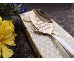Originelles Geschenk, Geburtstagsgeschenk, Nutella Löffel - Bild 3/8