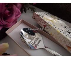 Originelles Geschenk, Geburtstagsgeschenk, Nutella Löffel - Bild 6/8