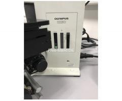Olympus BX50 Mikroskop Leica