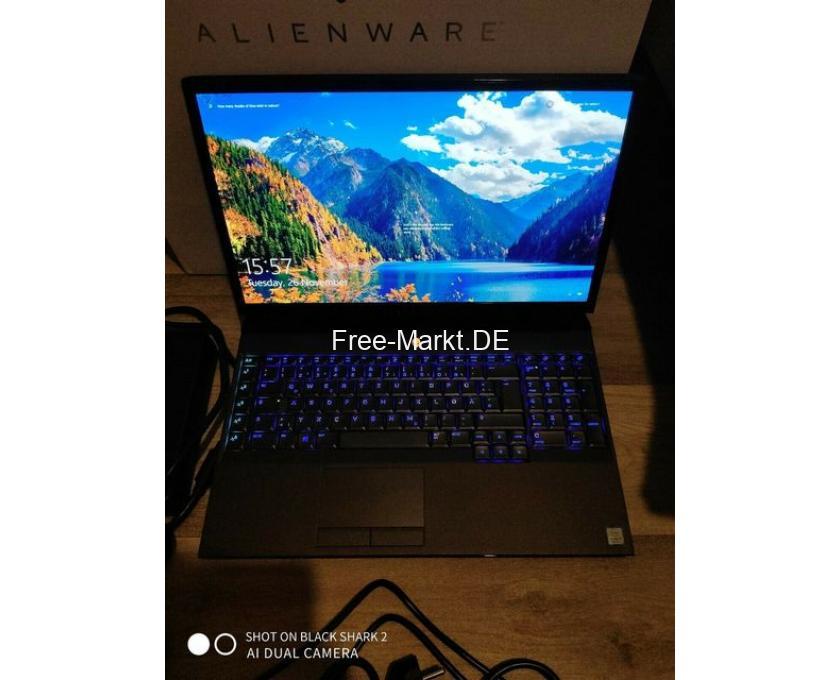 Alienware Area 51m RTX 2080/I9 9900k/64GB DDR4 - 2/7