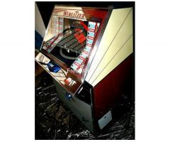 Antike erste Wurlitzer Lyric Musikbox Jukebox v. 1963