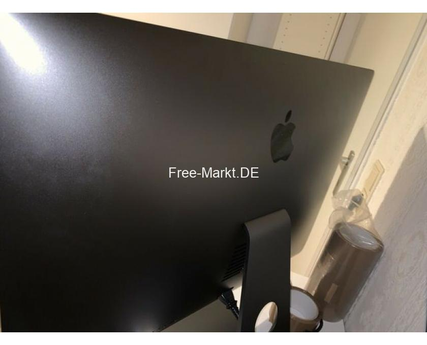 "Apple iMac Mac PRO 27"" Spacegrey 3GHz 64GB RAM - 4/5"