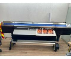 Drucker Roland Soljet Pro4 XR-640 Ecosolvent