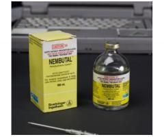 Willkommen zum Kauf von Pentobarbital (Nembutal).