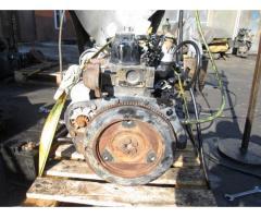 Yanmar 3TNA72 Motor
