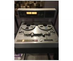 """Studer A80RC mk2 1/2"""" 2 track HIGH SPEED (15/30 ips)"""