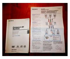 Sony DAV SA30 - DVD-Heimkinosystem mit 5.1-Sound