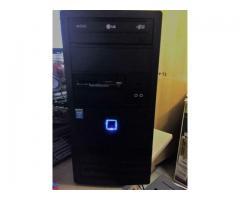 Business Office-Internet PC Win10 Pro. 500 GB HD WLAN