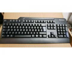 2x USB- Tastaturen von der Marke Lenovo (!!!!neuwertig!!!!)