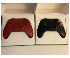 Xbox One m 2 Controller und 1 Spiel