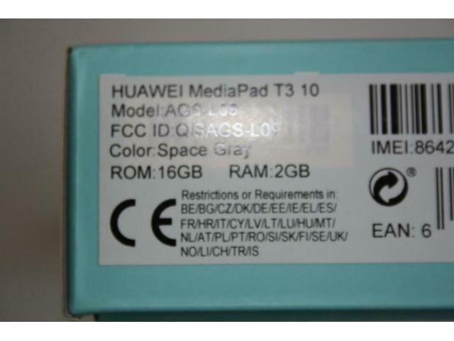 Neuwertiges Huawai T310 für Sim-Karte und WLAN - 3/3