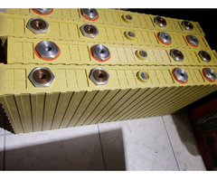 700Ah Winston Lithium-Ionen-Batterien