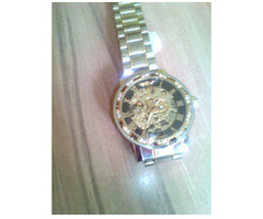 Eine Gold Watch