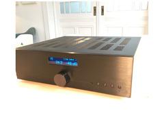 Audionet WATT Vollverstärker Testgerät 100/100 schwarz