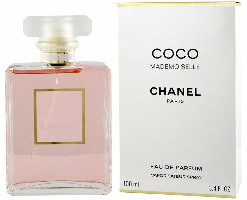 Chanel Coco Mademoiselle 100 ml Eau de Parfum NEU 30% Rabatt - 1/3