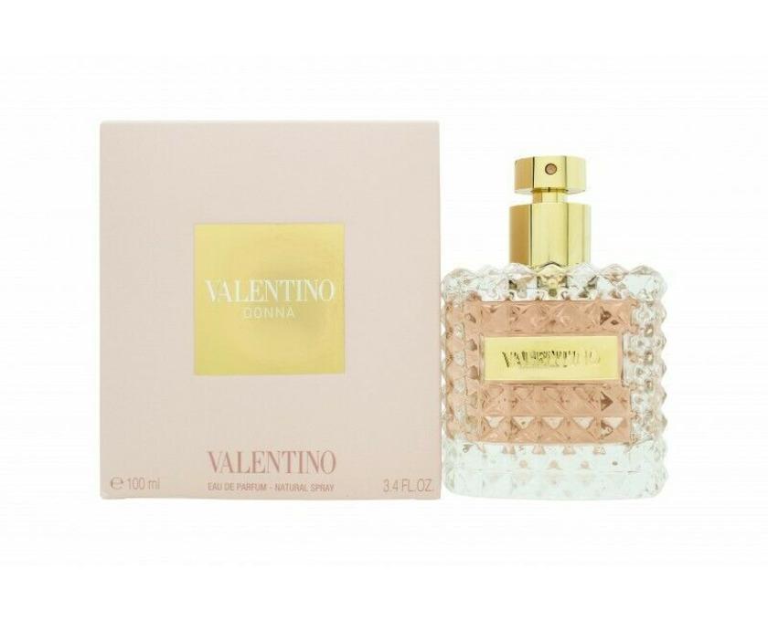 VALENTINO DONNA EAU DE PARFUM 100ml EDP Damen Parfüm NEU - 1/1