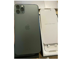Apple iPhone 11 Pro 64gb €399 iPhone 11 Pro Max 64gb €420
