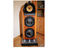 B&W Bowers Wilkins Nautilus Lautsprecher Serie 800 Top