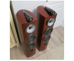 Bowers & Wilkins 804 D3 Loudspeakers (Rosewood)