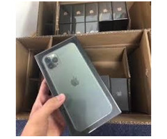 Apple iphone 11 Pro Max 512gb Gray Colour Sealed in Box