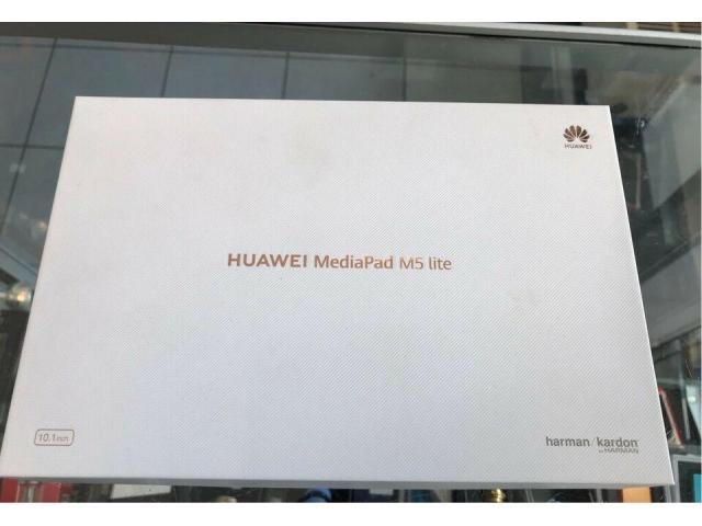 Wie neu Huawei MediaPad M5 lite Tablet 32gb 3gb - 2/2