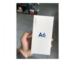 Neu Samsung Galaxy A6 schwarz Rechnung Garantie