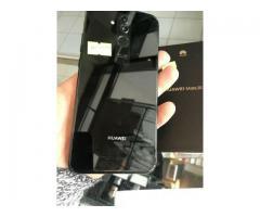 Huawei Mate 20 lite schwarz mit Panzerglas
