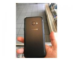 Baustellen Handy Samsung Galaxy X Cover 4 neuwertig