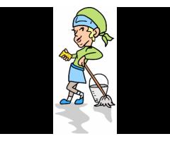 Wir suchen zwei Reinigungskräfte auf Minijob Basis