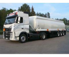 Kraftfahrer/in für Mineralöltransporte