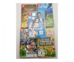 PhoneBros Spiele Ankauf Nintendo Switch PS4 Xbox One