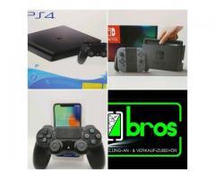 Suche Playstation 4 PS4 Nintendo Switch Spielekonsole Ankauf