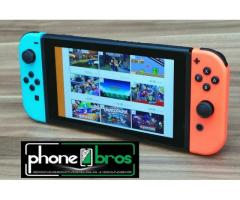 PhoneBros Spiele Ankauf Nintendo Switch PS4 Xbox One (FSK)