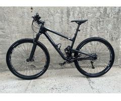 "Focus 01E Pro 22G 29"" Rahmen 48 cm Fully Carbon"