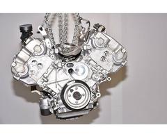 BMW F01 750i F02 N63B44A 300kw Motor Der leere Motor