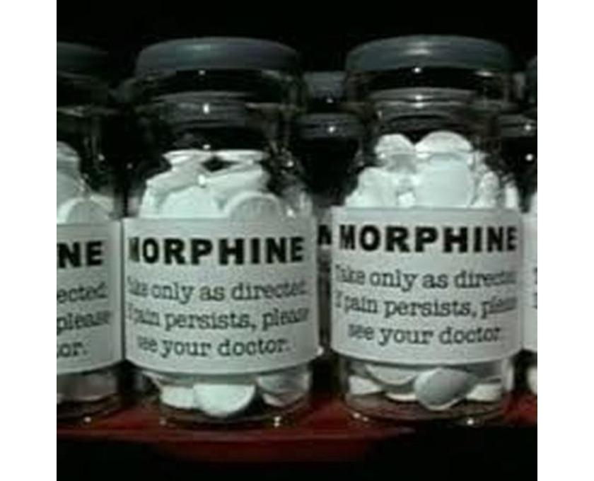 MORPHINE ONLINE KAUFEN - 1/1