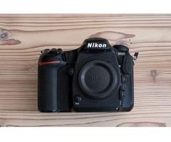 Nikon D500 Kamera wie neu ohne Mängel