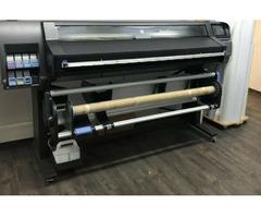 HP Latex 560 Digitaldrucker Plotter - Mimaki, Roland, Mutoh