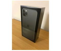 Apple Iphone 11 Pro Max 256Gb OVP