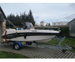 Motorboot Am Yacht AM 490 mit trailer TOP