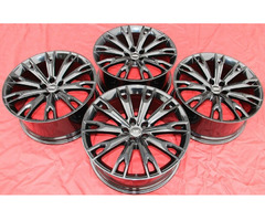 4 Audi Q7 4M Talea Felgen 9,5j 21 ZOLL et 31 4M0071491