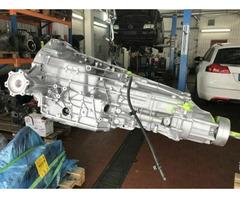 Audi PXB Getriebe S-Tronic Automatikgetriebe Austausch 0B5