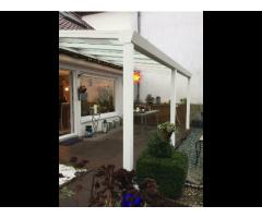 Terrassenüberdachungen / Eingangsüberdachungen / Carports