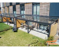 Terrassenüberdachungen, Pergola, Vordächer inklusive Montage
