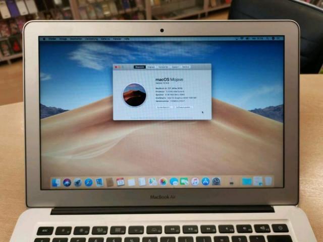 "Ich verkaufe MacBook Air 13,3"" 2013 128GB SSD 4GB RAM - 7/7"