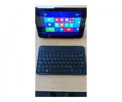 Dell Venue Pro inkl. Tastatur u. Pen