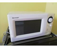 Mikrowelle Sharp zu verkauven