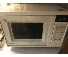 Mikrowelle Brother MF2100 zu verkaufen