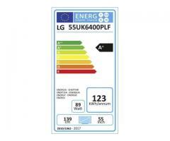 LG Electronics 55UK6400 LED-TV zu verkaufen